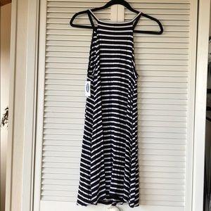 Old Navy Dresses - Striped swing dress